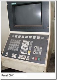 Panel Mesin CNC