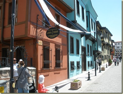 RENOVATED OTTOMAN TOWNHOUSES