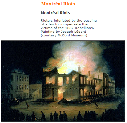 an introduction to the causes and reasons for the rebellion of 1837 38 Why did rebellion on 1837 to the rebellions of 1837-38 different reasons that caused the rebellion in upper canada but these caused were.