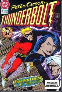 Peter Cannon - Thunderbolt #01