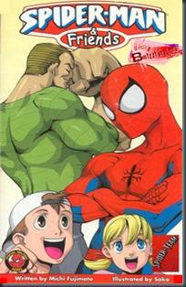 Homem Aranha e Amigos - Aranha numa Armadilha de Areia (2002)