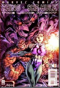 Coisa e Mulher-Hulk - A Longa Noite (2002)
