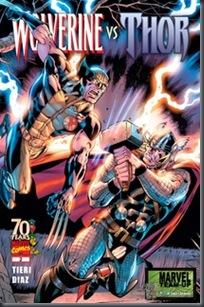 Wolverine vs Thor #02 (2009)