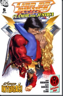 Liga da Justiça - Clamor por Justiça #05 (2009)