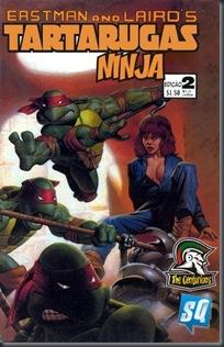 Tartarugas Ninja v1 #02