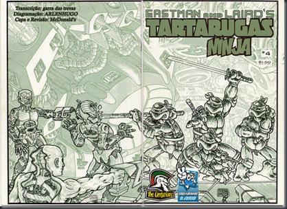 Tartarugas Ninja v1 #04