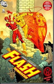 Flash - Renascer #5 (2009)