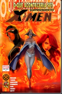 O Que Aconteceria Se - #Surpreendentes X-Men (2010)