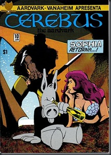 Cerebus #10 (1979)