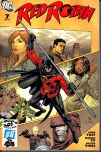 Red Robin #07 (2010)