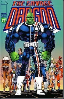 THE SAVAGE DRAGON #040