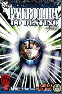Patrulha do Destino #04 (2009)