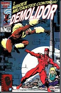 Demolidor #238 (1987)