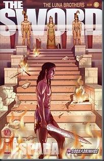 A Espada #06 (2008)