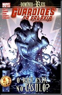 Guardiões da Galáxia #24 (2010)