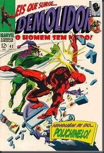 Demolidor v1 #042 (1968)