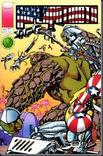 SuperPatriota #02 (1993)