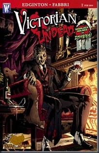 Victorian Undead #02 (2010)