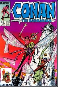 Conan, O Bárbaro #153 (1983)