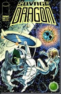 Savage Dragon #44 (1997)