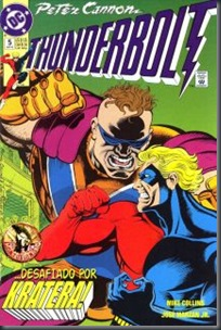 Peter Cannon – Thunderbolt #05
