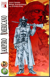Vampiro Americano #1 (2010)