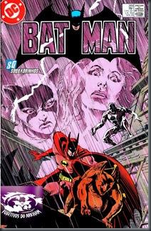 Crise Nas Infinitas Terras - Batman # 389 (1985)