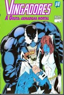 Vingadores - A Gruta - Armadilha Mortal (1991)