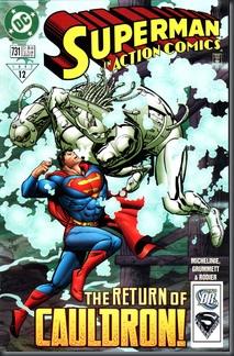 Action Comics #731 (1997)