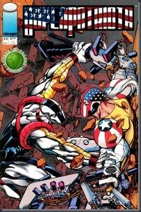 SuperPatriota #4 (1993)