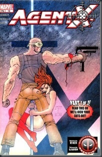 Agente X #010 (2003)