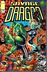 Savage Dragon #46 (1998)