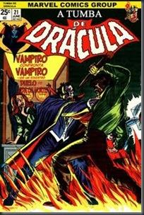 A Tumba de Drácula #21 (1974)
