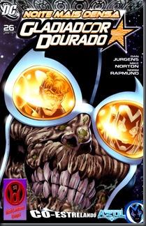 Gladiador Dourado #26 (2009)