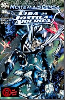 Liga da Justiça da América #039 (2009)