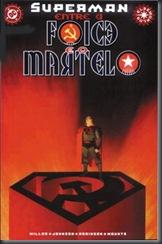 Superman - Entre a Foice e o Martelo 01