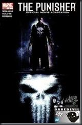 Justiceiro - Adaptação do Filme 01