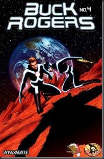 Buck Rogers #04 (2009)