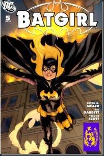 Batgirl #5 (2009)