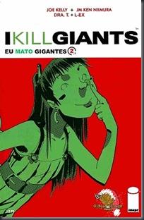 Eu Mato Gigantes #02 ( de 7)