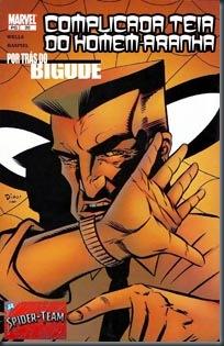 Complicada Teia do Homem-Aranha #020 (2003)