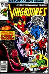 Vingadores 168