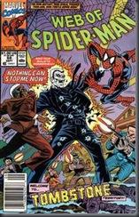 Web of Spider-Man #68