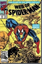 Web of Spider-Man #87