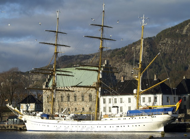 German school ship Gorch Fock
