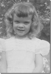 Sharon at 5