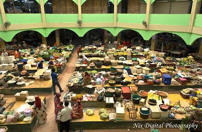 Pasar Besar Siti Khadijah, Kota Bharu