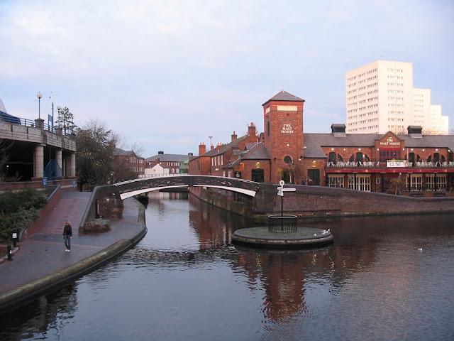 Birminghami látkép