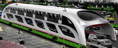 3D Express Coach