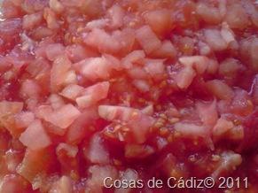Fideos con Tomate 1